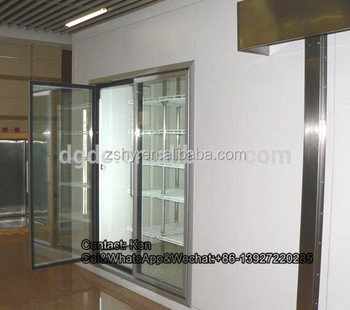 Display cold room (CE approval)