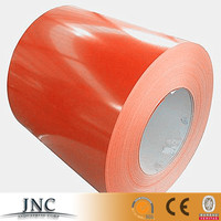 China Coal color Prepainted GI steel coil/vinous color pre painted g40 galvanized steel coil roofing materials