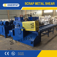 Factory Directly Alligator Shear For Catalytic Converter Recycling Business