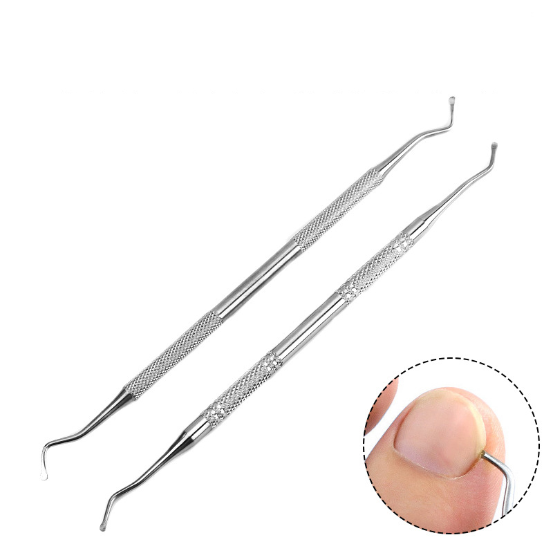 Stainless Steel Nail Care Tool Ingrown Toenail Lifter