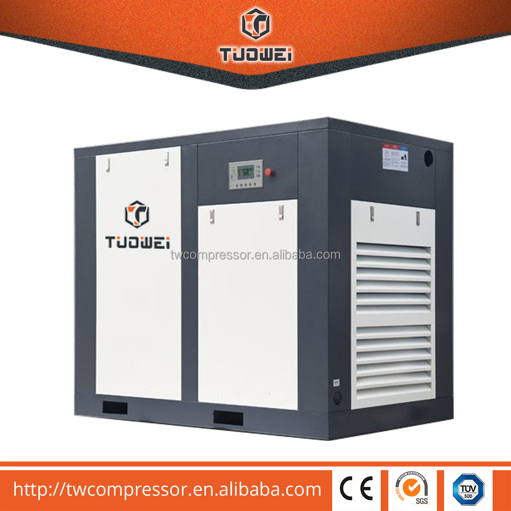50HP Factory Direct Price of Rotary Screw Compressor General Industrial Equipment