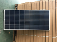 Low Price Of Anodized Aluminium Alloy solar panel per watt