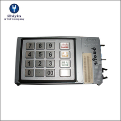 high quality ATM machine NCR parts ATM Parts 5886 EPP Keyboard 445-0661000(4450661000)