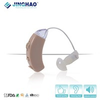 OEM Good Quality Brands analog sonic adjustable amplifier BTE ear hearing aid price