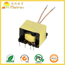 PQ Compact Structure high frequency mini 5v hipot transformer