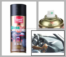 450ml dashboard spray wax car polish