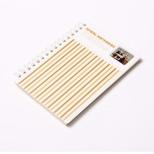 Wholesale Colored Spiral Notebook With Elastic Band