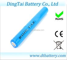 lithium 18650 battery pack 1s2p 3.7V 6800mah battery pack