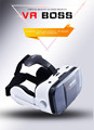 Best Price Google cardboard Virtual Reality World 3D glasses VR box Z5 VR BOSS