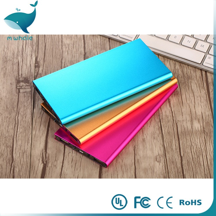 Hot selling book shape power bank,8000mah power bank for iphone/samsung/huawei
