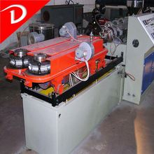hand held plastic extrusion line pe corrugated pipe extruding machine