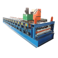 Trade Assurance Double layer roof panel roll forming machine