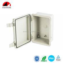 IP65 Waterproof electrical boxes outdoor weatherproof electrical control box with hinge cover 137x87x71mm