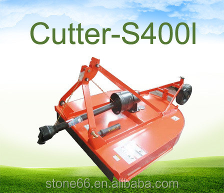 Rotary lawn mower of tractor attachments with 3pt implements