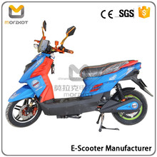 Morakot New Model Covered Big Power Long Distance 800W Speedy Electric Scooter/Motorcycle TTX