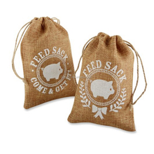 wholesale china supplier hemp pouch seed sack