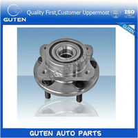 aluminum alloy wheel hub