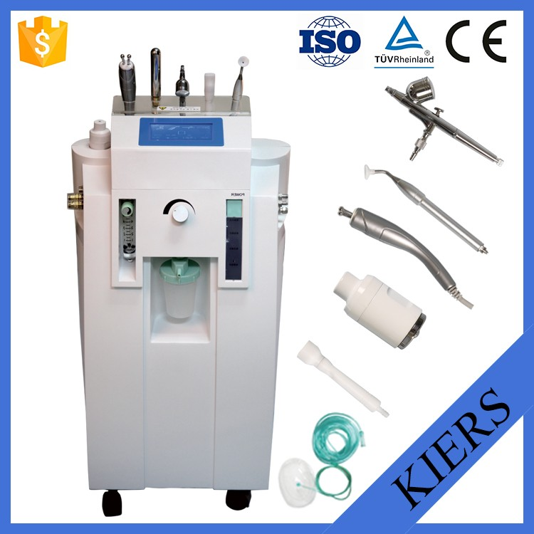 Personal Care Machine Oxygen Machine for Beauty Salon/molecular sieve oxy jet oxygen infusion facial machine