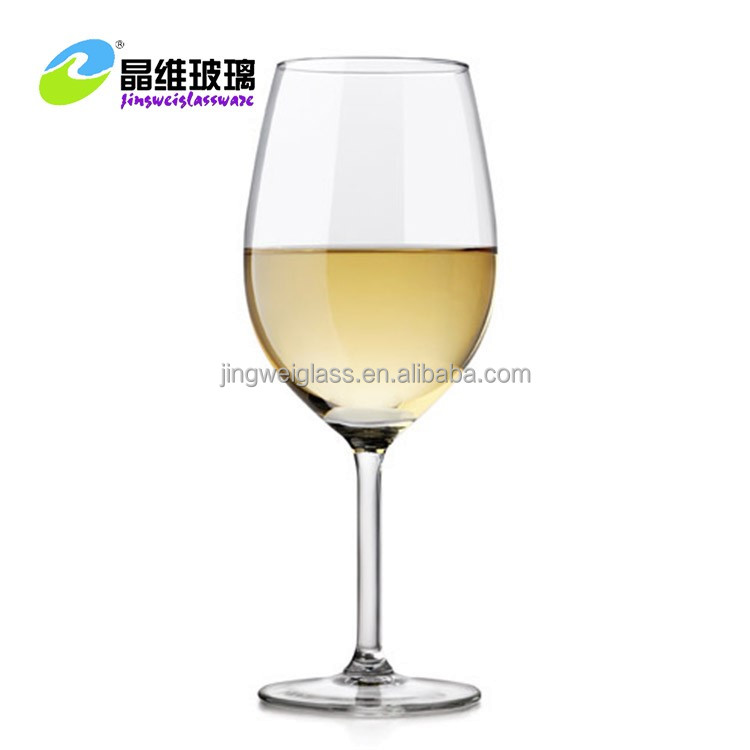 wholesale 600ml cheap crystal goblet wine glass / brandy glasses with steam