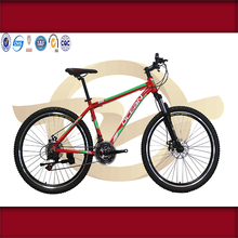 china factory sell 2017 NEW Design best cheap Aluminum 26 inch MTB bike