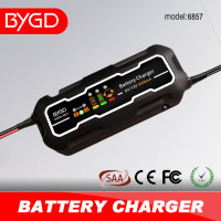 3A 5A lead acid rechargeable battery charger