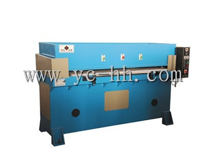 new cutting machine/ Automatic 4-column Hydraulic Die Cutting Machine
