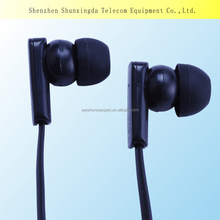 new headphone noise cancelling stereo headset earphone with in-ear style