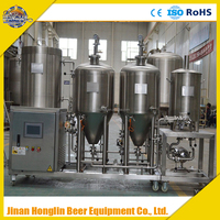 SUS304 50L Home Brewing Equipment With