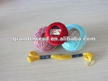6 Strand Colored Egyptian Cotton Thread