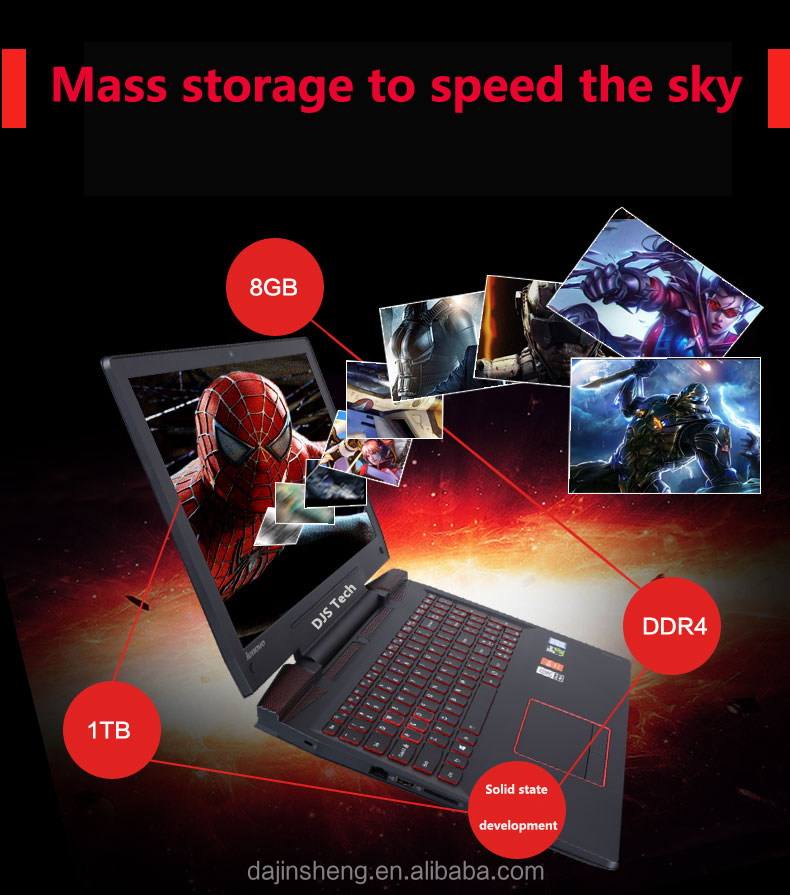 Brand new 15.6 inch 16G RAM 1TB HDD window 10 <strong>laptops</strong> i7