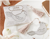 Love Bird Metal Bookmark Wedding Favor