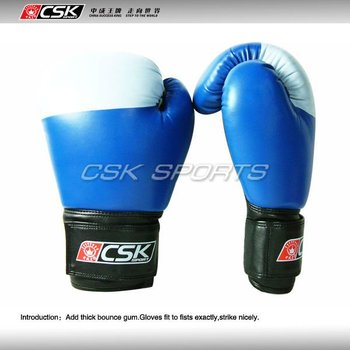 Synthetic Leather Boxing Gloves GX9126
