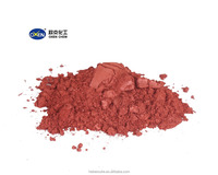 Hebei Oxen Iron Oxide Series Red Mica Pearl Powder Pigment for Industry Grade