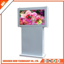 High Brightness 72 inch Touch Screen Kiosk Totem LCD Display Digital Signage Outdoor Advertising LCD display