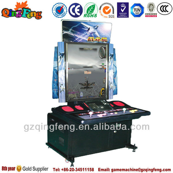 WW-QF204 Guangzhou factory cheapest slot indoor coin opertaed video games