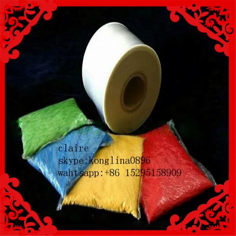 A Detergent Water Soluble Film Packing. Professional manufacturer of only water-soluble materials.