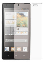 High quality anti-glare anti-scratch screen protector guard for Huawei Ascend G700
