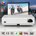 Newest Office/School Portable dlp 3led Projector with 1280*800p 3000lms Android4.4 Dual WiFi Bluetooth4.0 Wireless Projector