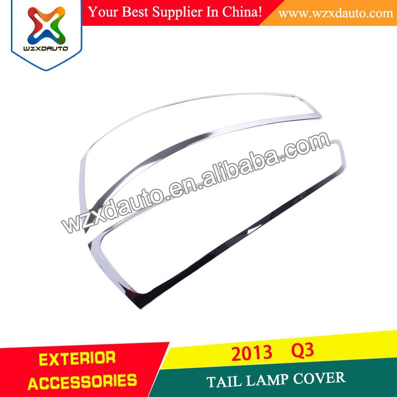 Chrome AccessoriesTAIL LAMP COVER for AUDI Q3