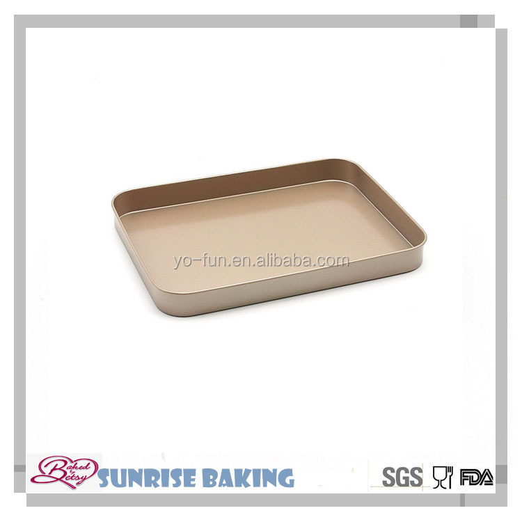 10 inch rectangle oven tray for baking,bakeware cake pan pizza pan bread tray
