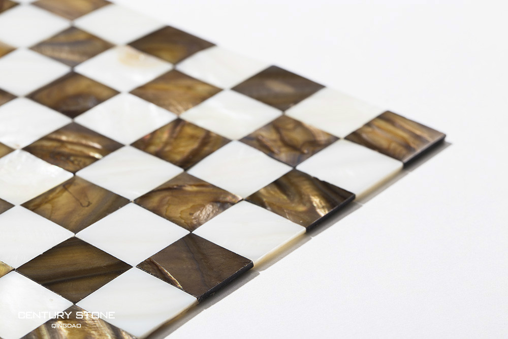 mother of pearl tile sheets 300*300mm sheet size shell mosaic backspalsh mother of pearl tile cheap