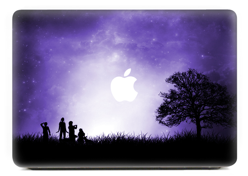 "PAG New Creative Vinyl Decal Sticker Skin for Apple MacBook Pro Air Mac 13"" inch"