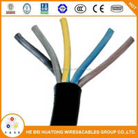 Flex H05RR-F H05RN-F H07RN-F rubber cable for sale