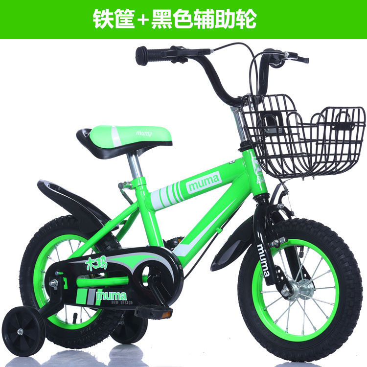 kids bikes quad bike children bike seat with backrest child bicycle seat