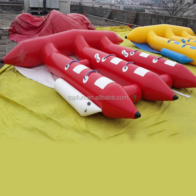 Best Quality Flying Banana Boat Inflatable Flying Fish Boat For Sale