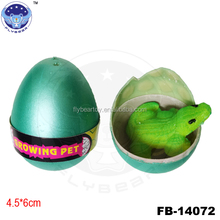 children new Novelty Toys magic water Inflation Growing Dinosaur Eggs Hatching egg toy