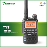 High Frequency Wakie Talkie for TYT TH-2R vhf uhf Handy Talkie Dual Band