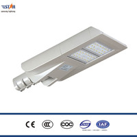 80W single chip aluminum alloy die casting LED street light price list