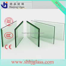 Shahe glass supplier starfire crystal low iron ultra clear float glass/building glass price with CE and ISO certificates