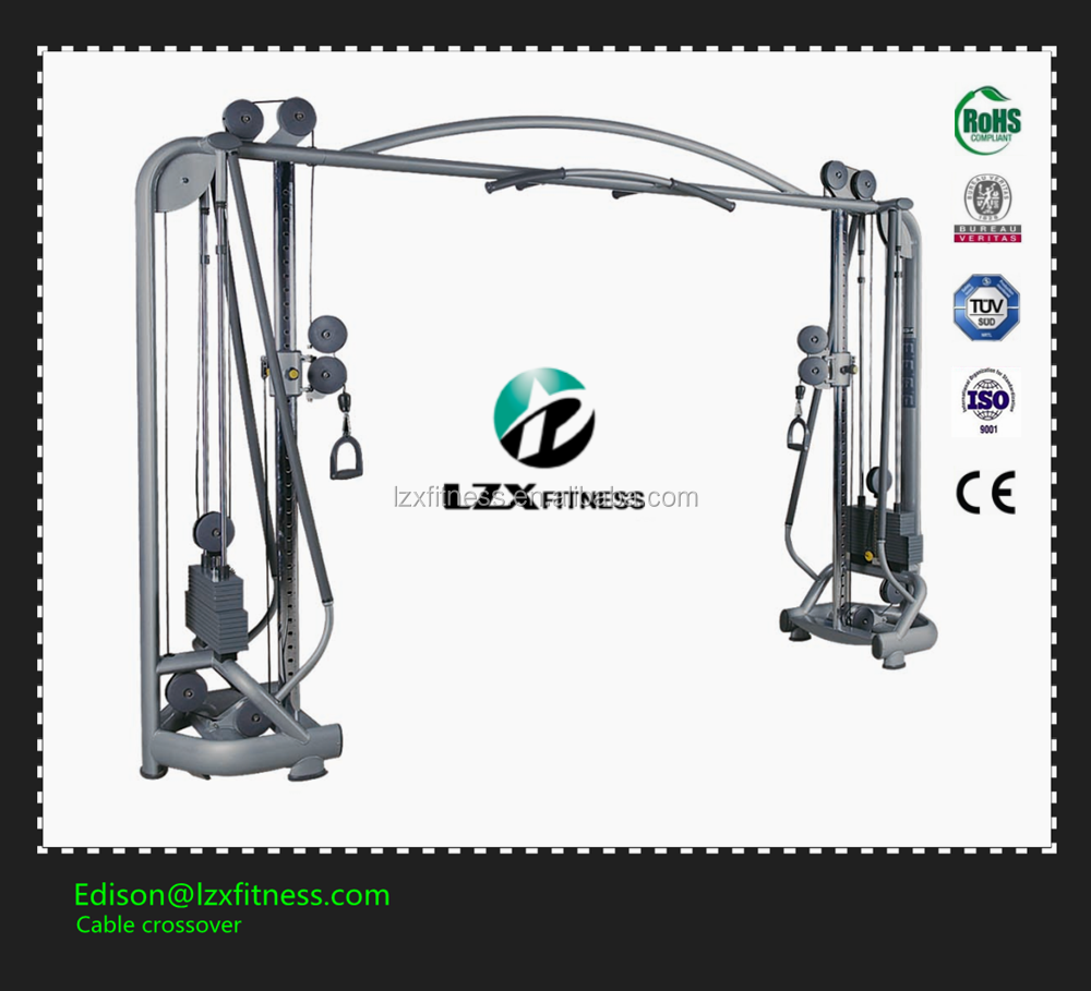 Gym Machine /Cable Crossover / LZX-2020 / gym <strong>equipment</strong>